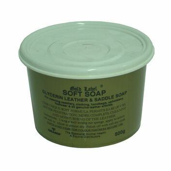 Gold Label Soft Soap