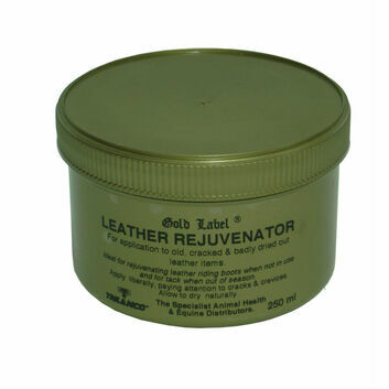 Gold Label Leather Rejuvenator - 250 ML