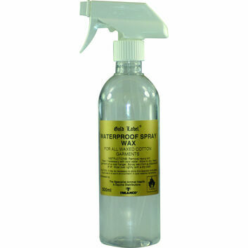 Gold Label Waterproof Spray Wax - 500 ML