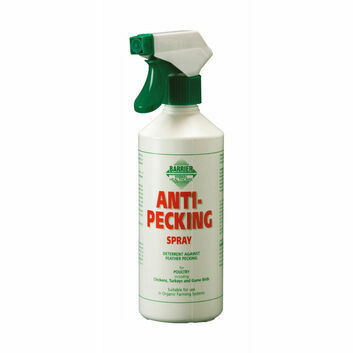 Barrier Anti-Pecking Spray - 400 ML