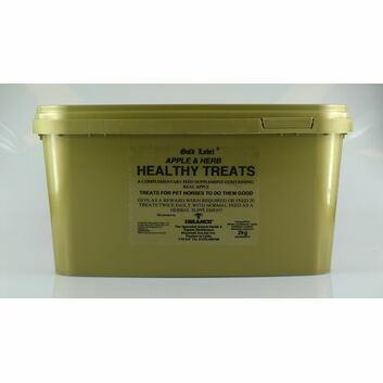 Gold Label Herbal Healthy Treats Apple/Herb