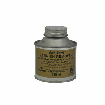 Gold Label Varnish Remover - 250 ML