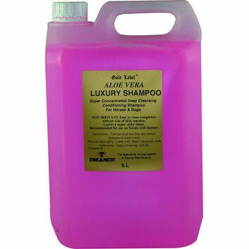 Gold Label Aloe Vera Luxury Shampoo