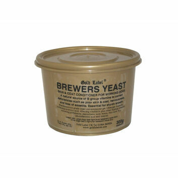 Gold Label Canine Brewers Yeast - 300 GM