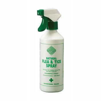 Barrier Natural Flea & Tick Spray - 400 ML
