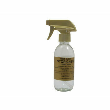Gold Label Canine Stop Chew Spray