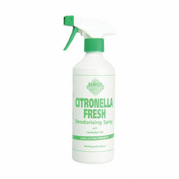 Barrier Citronella Fresh Deodorising Spray - 500 ML