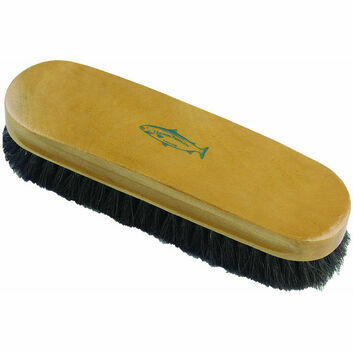 Hillbrush Shoe Brush Varnished Stock 157BV