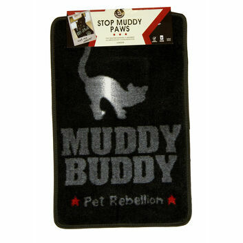 Pet Rebellion Barrier Rug Cat