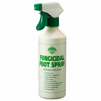 Barrier Fungicidal Foot Spray for Sheep - 500 ML