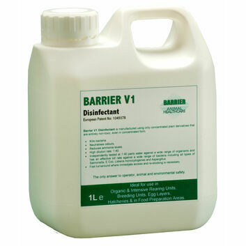 Barrier V1 Disinfectant