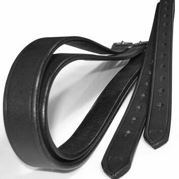 JHL Stirrup Leathers Child - 90cm