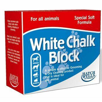 Hatchwells White Chalk Block - 6 PACK