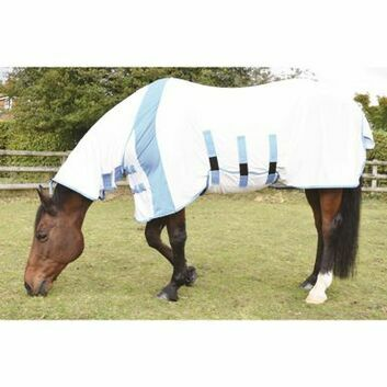 JHL Ultra Fly Relief Combo Rug White/Blue