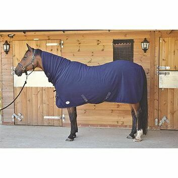 JHL Under Rug Fleece Combo Navy