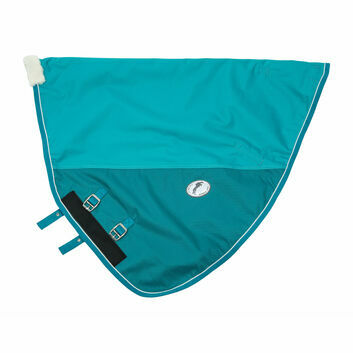 JHL Essential Turnout Rug Neck Cover Turquoise