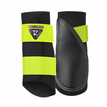 Equilibrium Tri-Zone Brushing Boots Fluoro