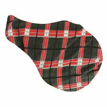 JHL Saddle Cover Fleece - Small/Medium