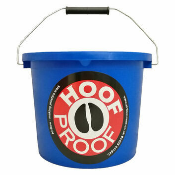 Hoof Proof Mini Calf/Multi Purpose Bucket - 2.5 Litre