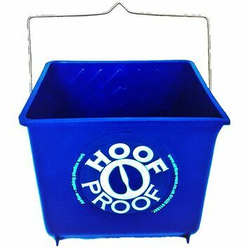 Hoof Proof Square Calf/Multi Purpose Bucket - 5 Lt