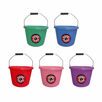 Hoof Proof Heavy Duty Multi Purpose Bucket - 15 Litre