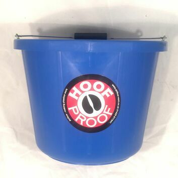 Hoof Proof Heavy Duty Multi Purpose Bucket - 15 Lt