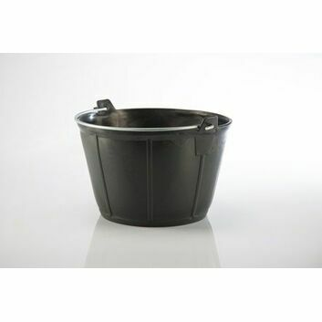 Airflow Extra Heavy Duty Tub Small - 11 Litre - BLACK
