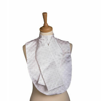 ShowQuest Bib Stock Cambridge - WHITE