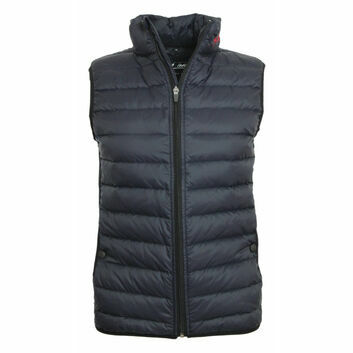 Mark Todd Body Warmer Jack Unisex Navy