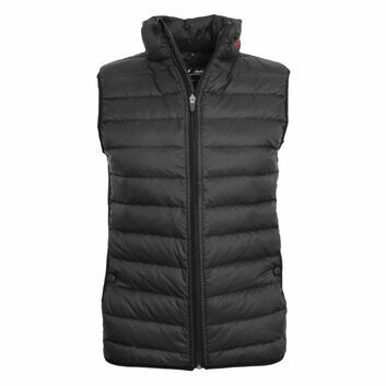Mark Todd Body Warmer Jack Unisex Black