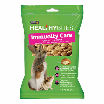 Healthy Bites Immunity Care for Small Animals - 30 GM