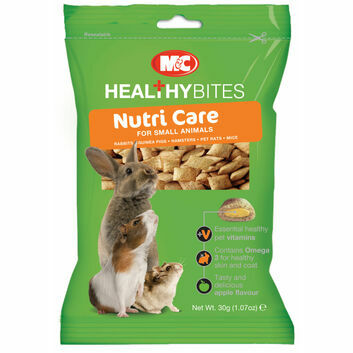 Healthy Bites Nutri Care for Small Animals - 30 GM