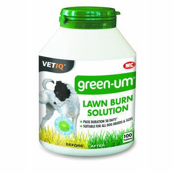 VetIQ Green-UM Lawn Burn Solution Tablets for Dogs