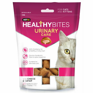 VetIQ Healthy Bites Urinary Care for Cats & Kittens - 65 GM