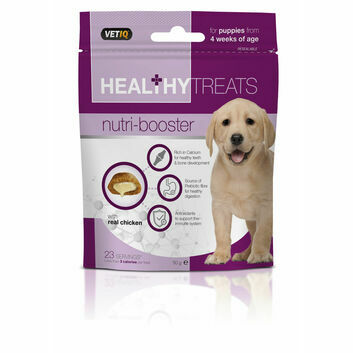 VetIQ Healthy Treats Nutri-Booster for Puppies - 50 GM