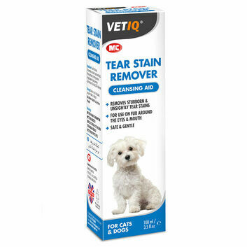 VetIQ Tear Stain Remover for Cats & Dogs - 100 ML