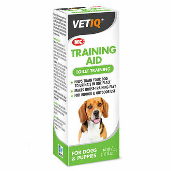 VetIQ Toilet Training Aid for Dogs & Puppies - 60 ML