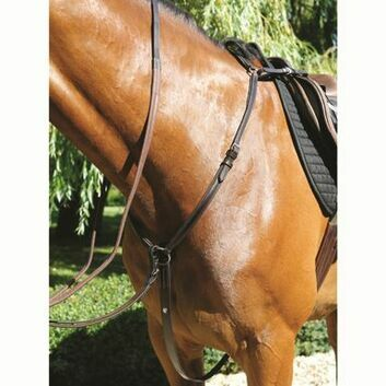 Mark Todd Breastplate Padded - Cob