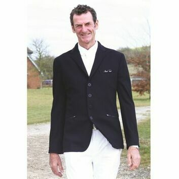Mark Todd Competition Jacket Edward Mens Black