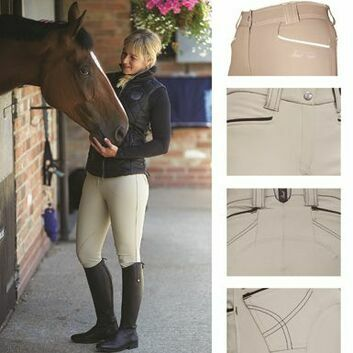 Mark Todd Breeches Contender Competition Ladies White