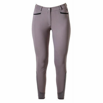 Mark Todd Breeches London Ladies Taupe/Navy