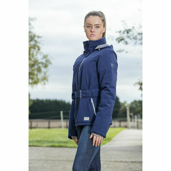 Mark Todd Short Jacket Waterproof Navy