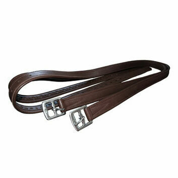 Mark Todd Stirrup Leathers Bonded - 145cm