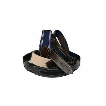 Mark Todd Belt Elasticated Leather - Medium