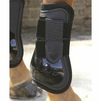 Mark Todd Tendon Boots Black