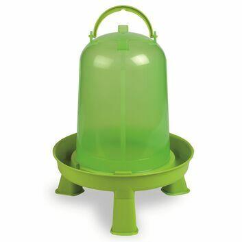 Gaun Chicken Drinker Eco with Legs in Green