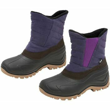 Yard Boots Purple