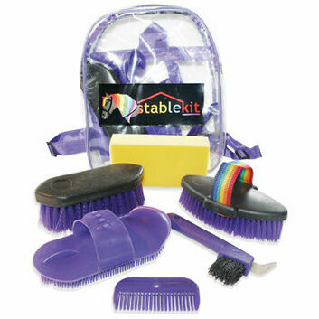 StableKit Junior Backpack Horse Grooming Kit