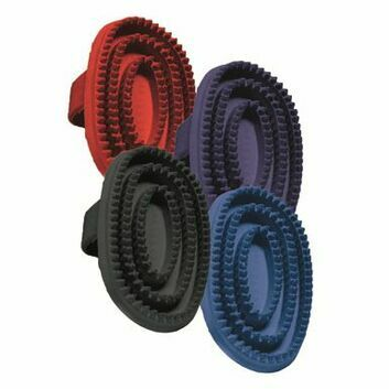 StableKit Curry Comb Rubber
