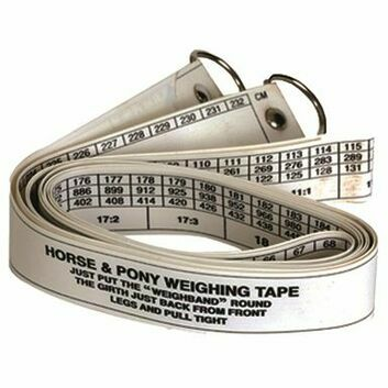 StableKit Horse Weighband